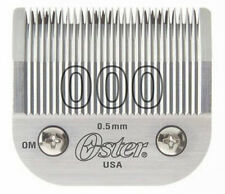 New Oster Blades for 76 # 000 Clipper Blade 76918-026