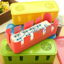 Hot Products Power Cables Storage Box Container  Home Safety Socket Board