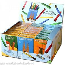 ♥♥ 10 Schachteln  ♥♥ Chocolate Sticks ♥♥ Schoko-Zigaretten  ♥♥ Candy - Bar ♥♥