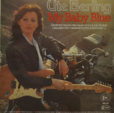 "UTE BERLING - MY BABY BLUE   7""SINGLE (G 707)"