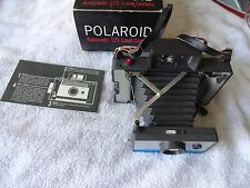 Polariod 125 Camera used original box packing & owners manual Great condition