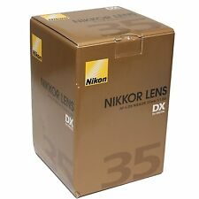 Nikon AF-S DX Nikkor 35mm f/1.8 G Lens 35 f1.8 for D7100 D5300 D3300 D5500 ~ NEW