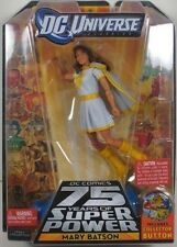 DC UNIVERSE DARKSEID WAVE 12 - MARY BATSON FIGURE WHITE
