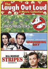 Classic Comedies Collection Ghostbusters/Stripes/Groundhog Day (DVD 2-Disc Set)