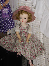 Vintage Madame Alexander Cissy Doll, Gorgeous Blonde in OOAK outfit, WOW!!