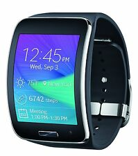Good - Samsung Galaxy Gear S R750T Black (T-Mobile) SmartWatch Tizen OS