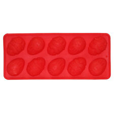 10 Small Chocolate Eggs Silicone Bakeware Mould