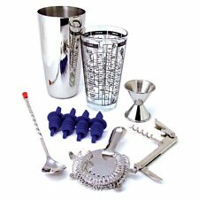 Boston Shaker Bartending kit