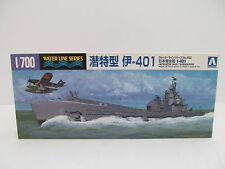Mes-44692 038451 Aoshima 1:700 japón Submarine kit abierto,