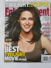 Entertainment Weekly Magazine #1109 Jul/10 Twilight Eclipse Kristen Stewart