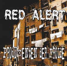 RED ALERT / PRODUZENTEN DER FROIDE The split CD (2010 Hasscontainer)