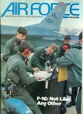 1980 Air Force Magazine: F-16 Not Like Any Other  August