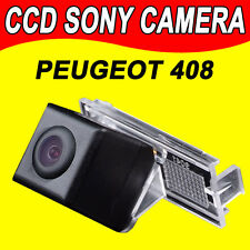 Sony CCD Peugeot 408 307CC 307 Hatchback auto car reverse rearview camera kamera