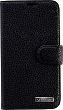 COMMANDER BOOK CASE Handytasche ELITE Black für Samsung G928 Galaxy S6 Edge Plus