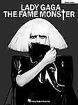 Lady Gaga - The Fame Monster (Easy Piano), Lady Gaga, New Book