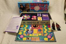 ~ Wayne's World VCR Board Game, 1992, Complete