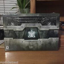 StarCraft II: Wings of Liberty - Collector's Edition 2 BRAND NEW FACTORY SEALED
