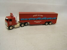 Winross  Antique Car Show Hershey PA Tractor Trailer October 1992 64 Diecast