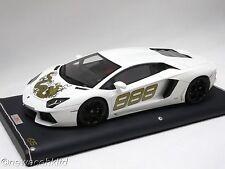 Lamborghini Aventador Dragon Limited 99pcs MR MODELS 1/18 #LAMBO06DR