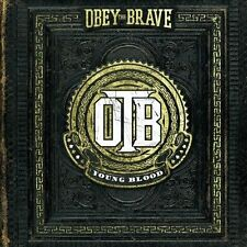 Obey The Brave Young Blood vinyl LP NEW sealed
