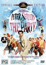 The Party (DVD, 2005, 2-Disc Set) PETER SELLERS very rare DVD