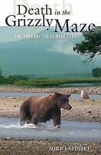 NEW - Death in the Grizzly Maze: The Timothy Treadwell Story