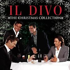 IL DIVO ( BRAND NEW CD ) THE CHRISTMAS COLLECTION ( XMAS )
