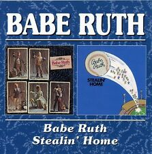 Babe Ruth/Stealin' Home - Babe Ruth (2001, CD NIEUW)