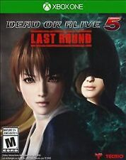 NEW DEAD OR ALIVE 5 LAST ROUND XBOX ONE FIGHTING GAME TECMO FREE SHIPPING