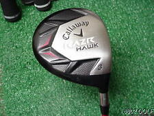 Tour Issue Callaway Razr Hawk 3 Wood Fujikura Speeder Motore VC 7.0 X Flex