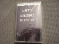 SEALED RARE ADV PROMO Lisette Melendez CASSETTE TAPE True To Life r&b Louie Vega