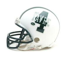BRETT FAVRE JETS NFL RIDDELL PLAYER MINI HELMET