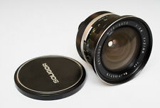 Soligor Wide-Auto 21mm f/3.8 prime lens T4/m42 mount m4/3 A7 NEX Adaptable