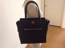 Escada Black Leather Shoulder Bag NWT $695