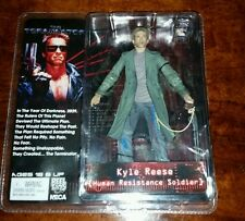 NECA Reel Toys The Terminator Kyle Reese Human Resistance Soldier Action Figure