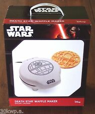 Disney Star Wars Death Star Waffle Maker / Iron  NEW Global Shipping Program
