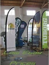 FEATHER FLAGS, BANNERS, TEARDROP FLAG, EVENT FLAG, PROMOTIONAL FLAG