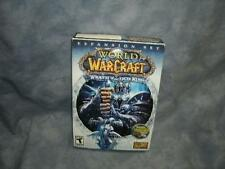 World of Warcraft: Wrath of the Lich King (PC DVD-rom 2008)