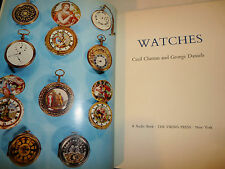 Arte Orafa Oreficeria - Clutton e Daniels: Studio Book Watches Orologi 1965
