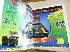 BIG HAUL     ARCADE   GAME  FLYER