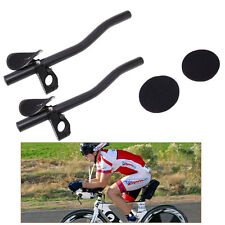 MTB Road Bike Time Trial Triathlon Racing TT Aero Bar Rest Handlebar Aerobar New