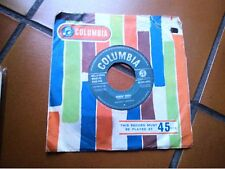 "7"" CHUBBY CHECKER DANCIN' PARTY GOTTA GET MYSELF TOGETHER COLUMBIA UK VG"