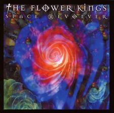 "THE FLOWER KINGS ""SPACE REVOLVER"" CD NEU !!!!!!!"