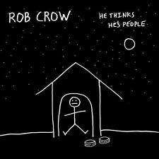 He Thinks He's People * by Rob Crow (Vinyl, Oct-2011, Temporary Residence)