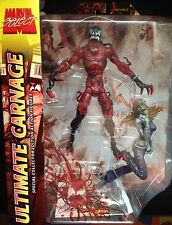 Marvel Select ULTIMATE CARNAGE spider-man venom