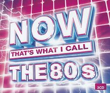 Now That's What I Call The 80s CD complete - FAST POST