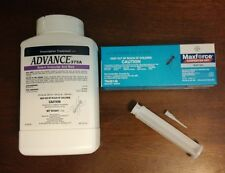 Carpenter Ant Control Kit 1 Tube MAXFORCE GEL & 8 oz 375A ADVANCE GRANULE BAIT