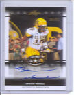 brian nance rc rookie draft auto autograph baylor bears bu army college #/50