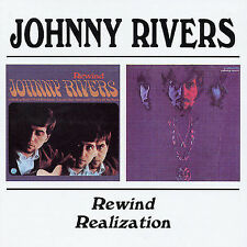 Rewind/Realization New CD JOHNNY RIVERS