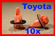 10 Toyota Land Cruiser Prado 4 Runner highlander wheel arch flare  clip